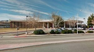 Highland High School in Palmdale is seen in this image provided by Google Maps.