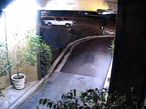 The Anaheim Police Department provided this photo of a truck suspected of hitting and killing Daniella Palacios on Nov. 2, 2014.