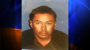 Jose Rodriguez is seen in a booking photo provided by the Placentia Police Department.