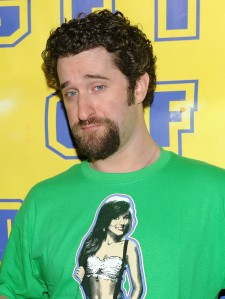 """Actor Dustin Diamond joins the cast of """"The Awesome 80's Prom"""" at Webster Hall on May 21, 2010, in New York City. (Credit: Stephen Lovekin/Getty Images)"""