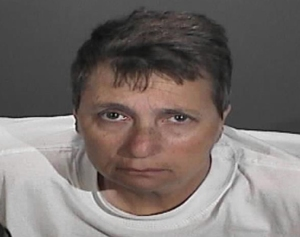 Margo Bronstein is shown in a booking photo released by the Redondo Beach Police Department on Dec. 18, 2014.