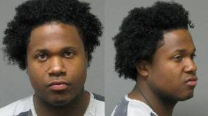 Ismaaiyl Brinsley is seen in a 2009 booking photo after an arrest on a felony robbery charge. (Credit: Springfield, Ohio, Police Department)