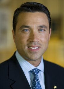 Rep. Michael Grimm, Republican of New York, is seen in an official portrait. (Credit: Office of Rep. Michael Grimm)