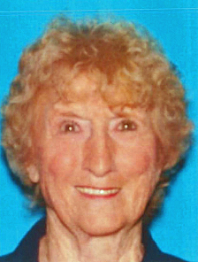 Mary Ann Wilson, 81, is seen in a photo provided by the DMV.