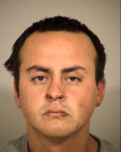 Juan Soria Hernandez is seen in a booking photo provided by the Ventura County Sheriff's Office on Jan. 9, 2015.