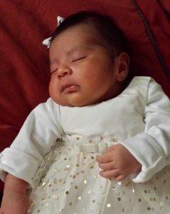 Eliza Delacruz is seen in a family photo released by authorities on Jan. 3, 2015.