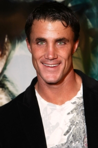 Actor Greg Plitt at the premiere of Warner Bros. Pictures' '10,000 B.C.' held at Mann's Chinese theater on March 5, 2008 in Hollywood. (Credit: Alberto E. Rodriguez/Getty Images)