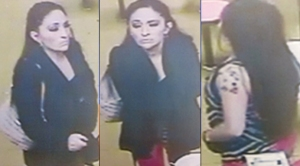 Los Angeles police released photos of a woman who may have been kidnapped in Highland Park on Dec. 20, 2014. (Credit: LAPD)