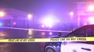 Ontario police allegedly shot two people on Monday, Jan. 12, 2015. (Credit: LoudLabs)