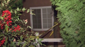 A 3-year-old girl was kidnapped through a window at a Newhall apartment on Jan. 8, 2015. (Credit: KTLA)