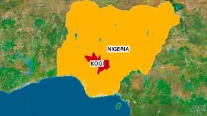 A map of Kogi, Nigeria. (Credit: CNN)