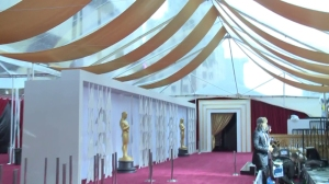 The 87th Academy Awards were scheduled for Sunday, Feb. 22, 2015. (Credit: KTLA)