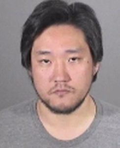 David Park is shown in a booking photo released by the Los Angeles County Sheriff's Department on Feb. 24, 2015.