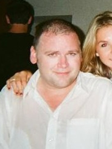 An undated photo of Andrew Getty from his Facebook page.