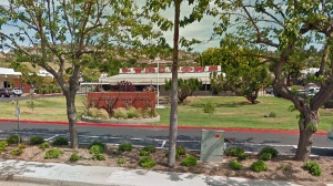 San Clemente High School is seen in this photo taken from Google Maps.