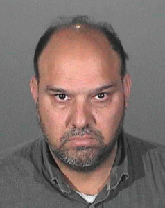 L.A. County Sheriff's Department provided this image of Pardeep Kumar, 47,  who was arrested on suspicion of mayhem, assault with a deadly weapon, involuntary servitude and human trafficking.