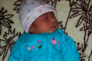 A GoFundMe account has been set up for the family of 3-week-old Eliza Delacruz.