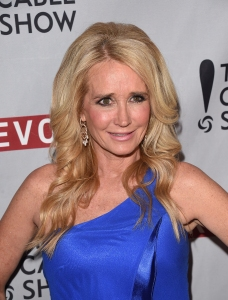 Actress Kim Richards attends the REVOLT & NCTA Host VIP Gala For Talent & Cable Execs at Belasco Theatre on April 30, 2014, in Los Angeles. (Credit: Jason Merritt/Getty Images)