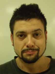 A booking photo shows Michael David Ikeler after an arrest in Lake County in 2013.