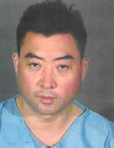 LAPD released this photo of Hong Quiang Shi.