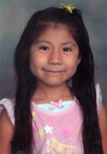 A photo of 5-year-old Yuliana Brito provided by The Capistrano Dispatch