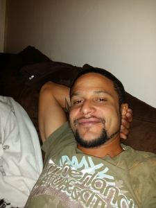 Brendon Glenn is shown in a photo from his Facebook page.