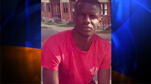 Freddie Gray was in perfect health until police chased and tackled him in Baltimore April 12, 2015, his lawyer said. Less than an hour later, he was on his way to a trauma clinic with a spinal injury, where he fell into a coma. (Credit: Family of Freddie Gray via CNN)