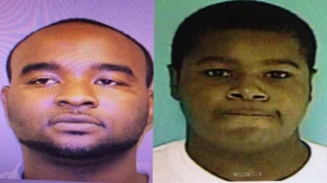 Curtis Banks and Marvin Banks were identified by the Oxford Police Department as the suspects in the fatal shootings.  The department released these photos of the two wanted men.