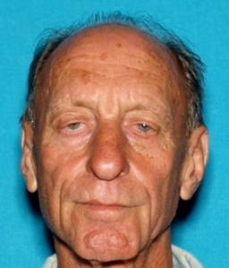 Michael Lux, 64, is seen in a photo provided by the Seal Beach Police Department.