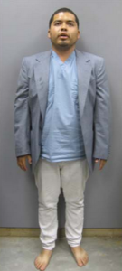 The UCLA Police Department released this photo of Rafael Morales Salgado after arresting him on May 8, 2015.