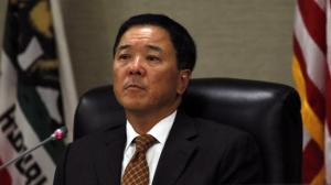 Paul Tanaka, shown in 2014, surrendered to authorities May 14, 2015, after being indicted by a federal grand jury investigating excessive force and corruption in L.A. County jails. (Credit: Genaro Molina / Los Angeles Times)