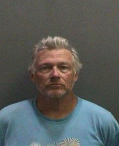 Raymond William Henry II, 57, of Laguna Niguel, is seen in a booking photo. (Credit: Orange County Sheriff's Department)