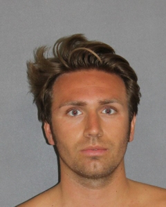Alec Scott Abraham of Costa Mesa was arrested June 11, 2015, in connection with a fatal hit-and-run crash in Irvine. (Credit: Irvine Police Department)