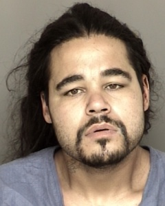 Jose Velasco, 28, is seen in a booking photo. (Credit: Monterey County Sheriff's Office)