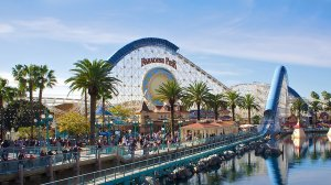 The California Screamin' roller coaster at Disney California Adventure Park is seen in a file photo. (Credit: Andy / Flickr via Creative Commons)