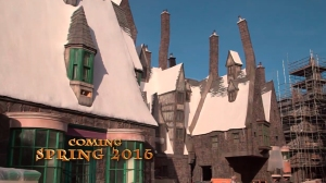 """Universal Studios announced the spring 2016 planned opening of """"The Wizarding World of Harry Potter,"""" on June 2, 2015. (Credit: Universal Studios)"""