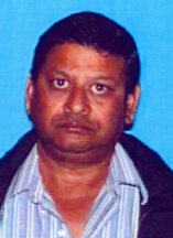 A coroner's official identified Pravin Patel as the shooting victim. (Credit: DMV)
