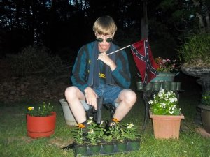 A website featuring a racist manifesto mentions Charleston being chosen as the target of an attack as well as several images that appear to be Dylann Roof, the 21-year-old who shot dead nine people earlier this week at a historically black Charleston church. KTLA has not been able to authenticate the website or its contents, including who wrote the manifesto and when. (Via LastRhodesian.com)