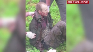 David Sweat is seen after he was detained on June 28, 2015, weeks after escaping a New York prison. (Credit: CNN)