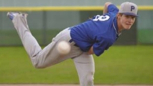 Taylor Gaes, a Poudre High School quarterback and pitcher, died suddenly on Monday, June 9, 2015. He is seen in an image posted to a GoFundMe to raise money for his family.