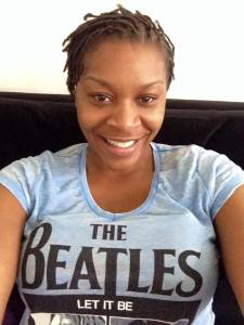 Sandra Bland is shown in a photo posted on her Facebook page on May 21, 2015.