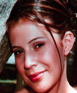 Brenda Sierra disappeared in October 2002, when she was walking to a friend's house on the way to school in East Los Angeles. (Credit: Los Angeles Times)