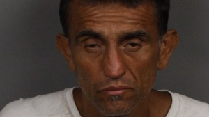 Efren Rodriguez Martinez, of Whitewater, is seen in a booking photo after his arrest in Coachella. (Credit: Riverside County Sheriff's Department)