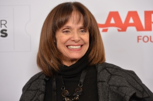 Actress Valerie Harper arrives to AARP The Magazine's 14th Annual Movies For Grownups Awards Gala at the Beverly Wilshire Four Seasons Hotel on Feb. 2, 2015, in Beverly Hills.  (Credit: Alberto E. Rodriguez/Getty Images)
