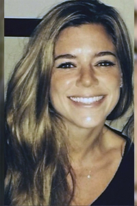 Kate Steinle is pictured in a photograph provided by her family.