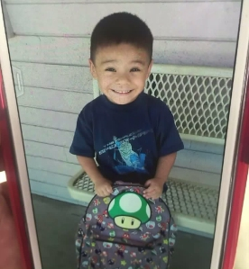 Daniel Munoz is seen in a photo provided by a family member.