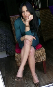 Loredana Nesci is shown in a photo posted to her website.