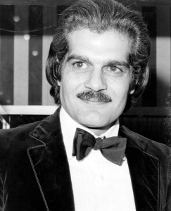 Egyptian actor Omar Sharif is shown circa 1970. (Credit: Fox Photos/Getty Images)