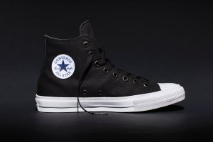 Converse hopes the Chuck II will be more comfortable and durable. (Credit: Converse, Inc.)
