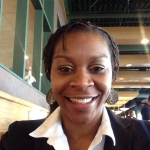 Sandra Bland is shown in a photo posted to her Facebook page on April 5, 2015.